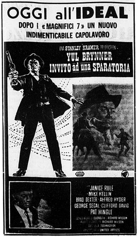 Invito ad una sparagoria [1965-04-16]