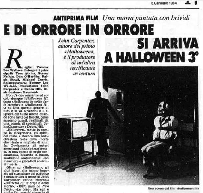 Halloween 3 [1984-01-03]