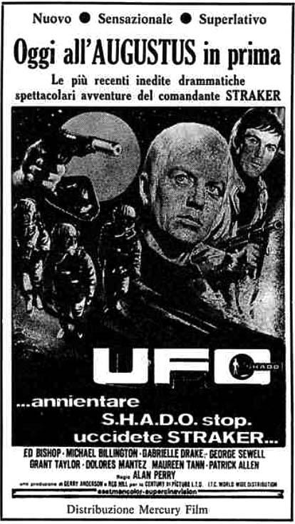 UFO annientare SHADO [1974-05-04]