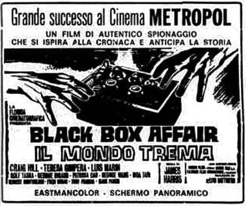 Black Box Affair [1966-12-17]