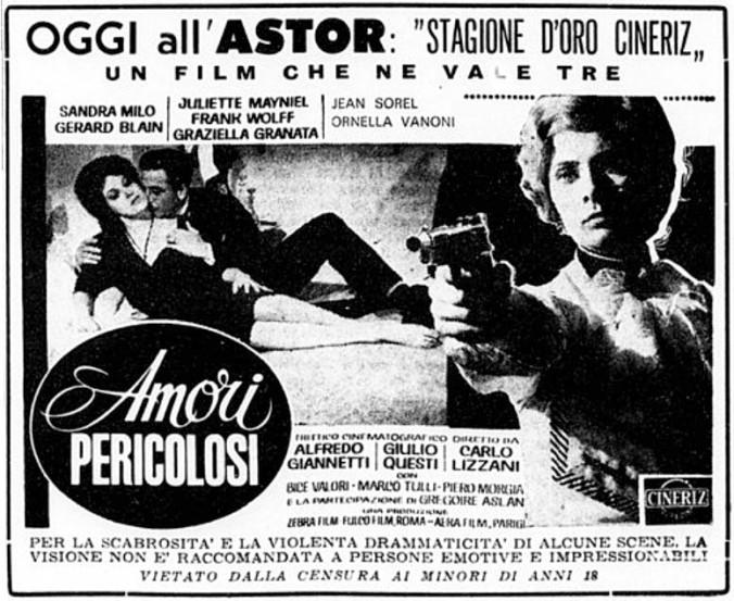 Amori pericolosi [1964-10-09]