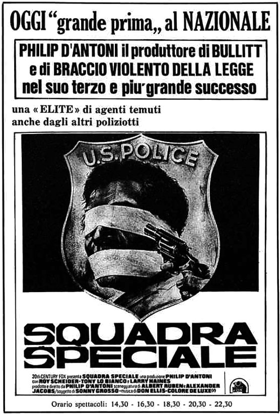 Squadra speciale (1973)