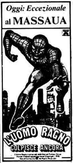L'Uomo Ragno colpisce ancora (1978)