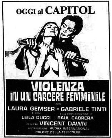 Violenza in un carcere femminile (1983)
