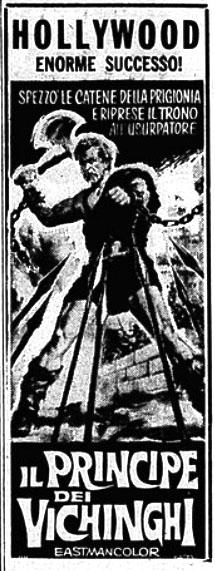 Il principe dei vichinghi (1960)