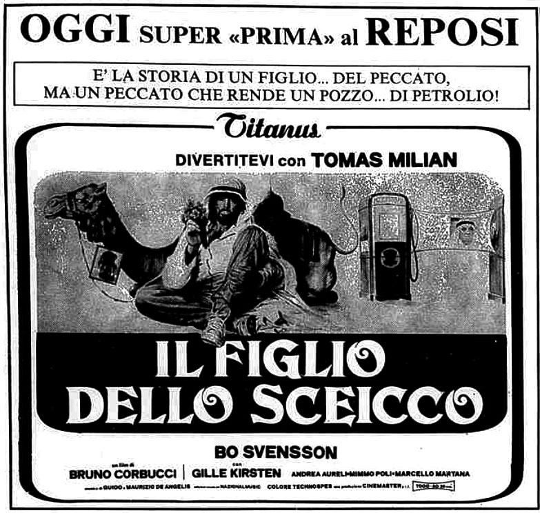 Il figlio dello sceicco (1978)