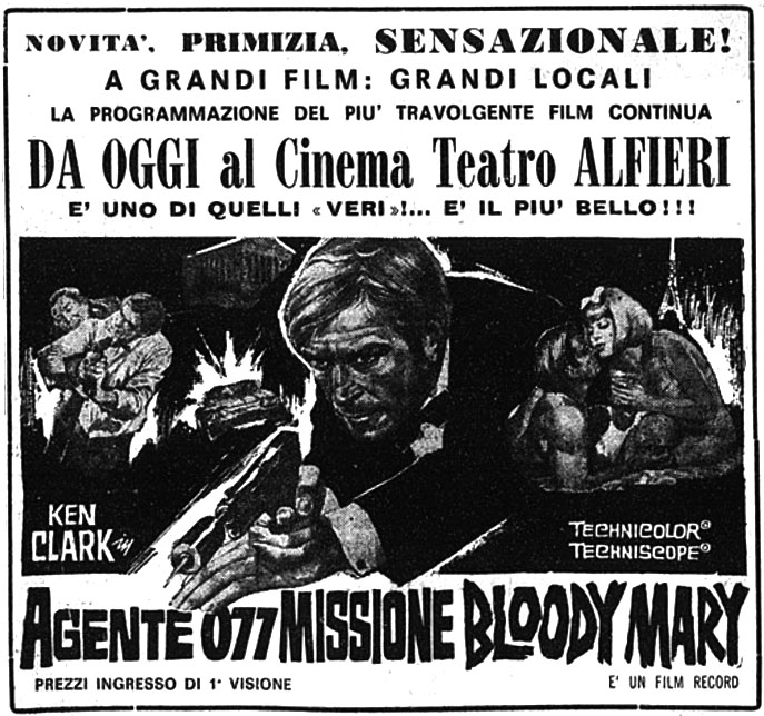 Agente 077 Missione Bloody Mary (1965)